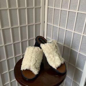 Fur Heels by Zara